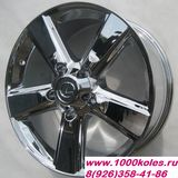 TOYOTA 8,0x18 5/150 ET45 D110,5 TY565_Chrome LC100 / LC200