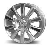 FORD 6,5x16 5/108 ET52,5 D63,4 FR819_MS Ford Focus II