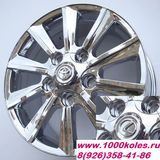 TOYOTA 8,0x18 5/150 ET60 D110,5 TY 848_Chrome LC100/LC200