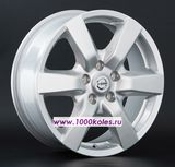 Replica 17x6.5 5/114.3 ET45 D66.1 NS49 S