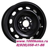 16x6.5 5/105 ET40 D56.5 1119 Black (GM, Opel)
