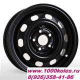 15x6.0 5/139.7 ET48 D98.6 1109.0 Black (GM- NIVA)
