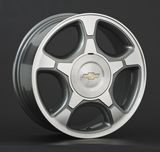 Replica 17x7.0 6/127 ET50 D77.8 GM19 GMF