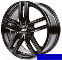 ATS Antares 6,5x16 5/112 ET33 d57,1 Diamond Black (AT65633V22-6)