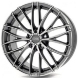 OZ Racing Italia 150 8x17 5/120 ET45 d79 MATT DARK GRAPHITE DIAMOND CUT