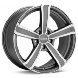 OZ Racing Montecarlo HLT 9,5x20 5/150 ET42 d110,6 Matt Dark Graphite