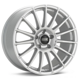 OZ Racing SuperTurismo DAKAR 9,5x21 5/120 ET47 d65,1 MATT RACE SILVER BLACK LETTERING