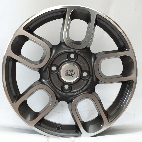 WSP Italy 500 Diamante W156 6,5x16 4x98 ET35 d58,1 ANTHRACITE POLISHED (RFI16655635ANF)