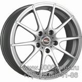 Yokatta Model Forged-521 6.5x16 5/114.3 ET46 D67.1 Sil