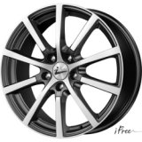 iFree Big Byz 7x17 5/108 ET45 d67,1 BD