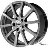 iFree Big Byz 7x17 5/108 ET45 d67,1 BP
